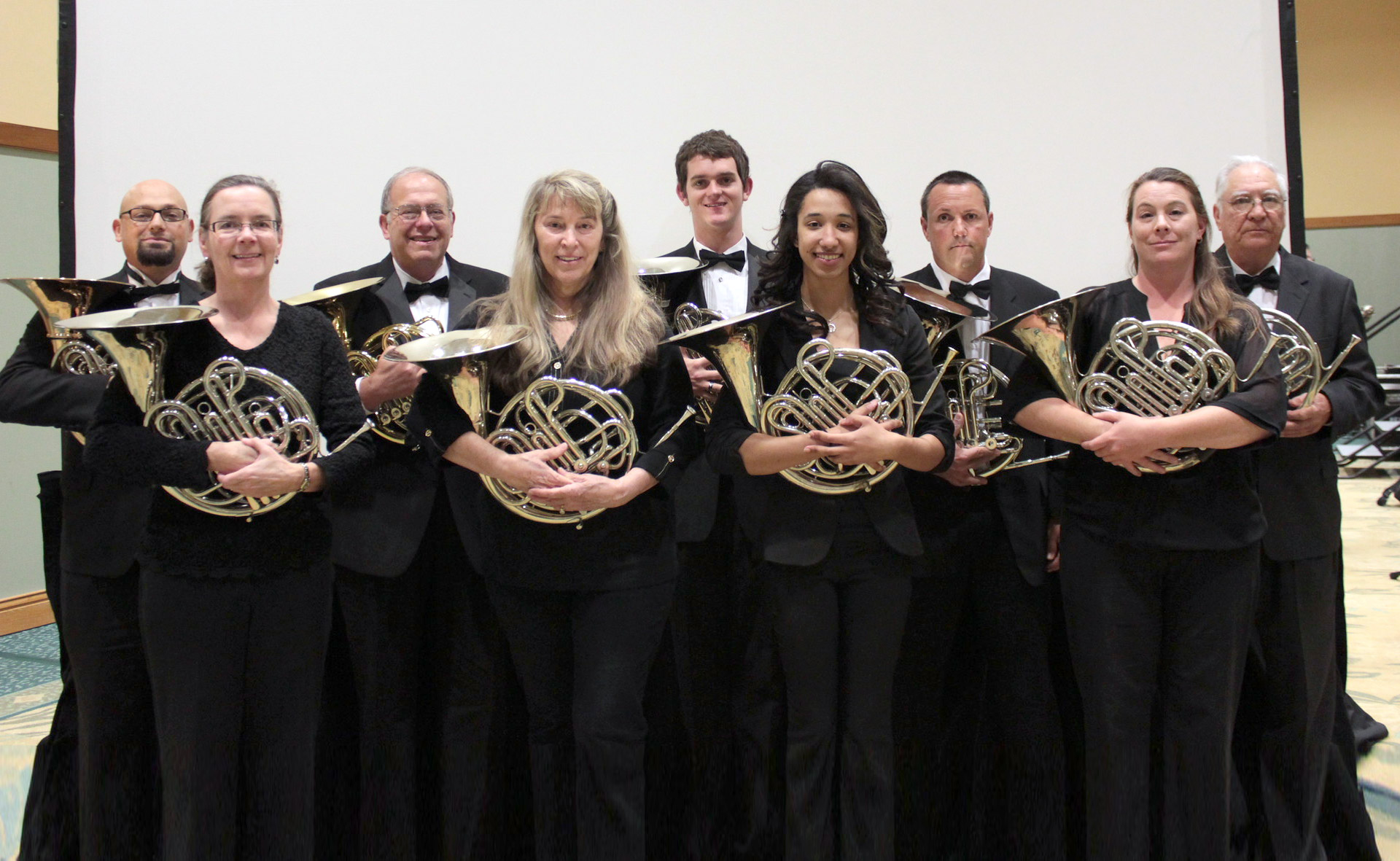 The Port St. Lucie Concert Band Musicians