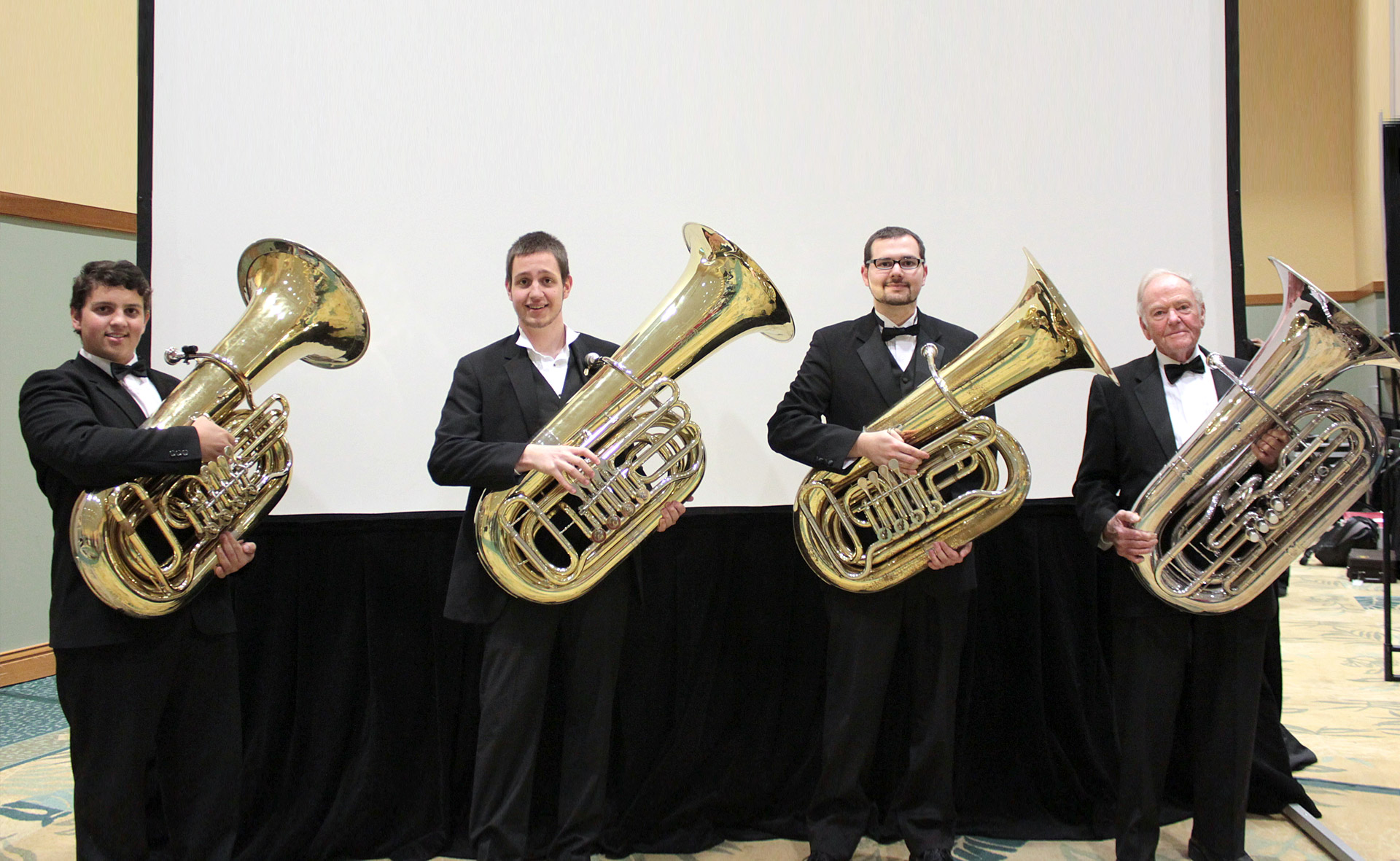 Members Of The Port St. Lucie Concert Band